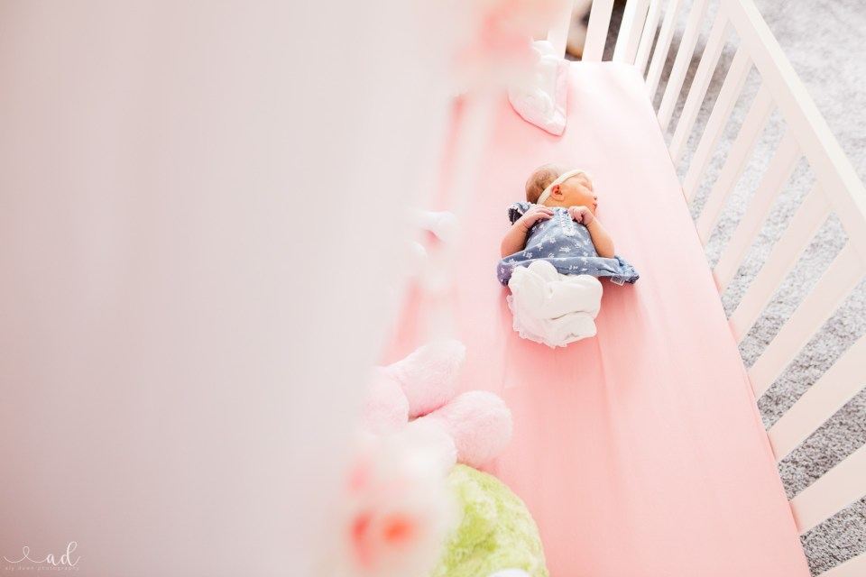 A Fairy Tale Newborn | Louisville KY Newborn Photographer