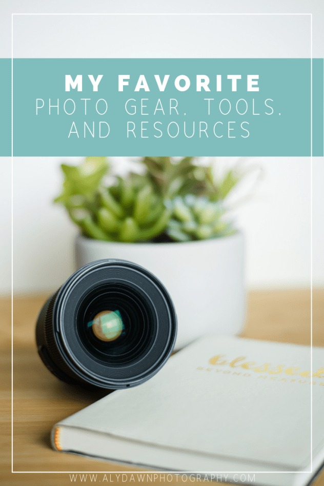 Aly Dawn Photography Resources