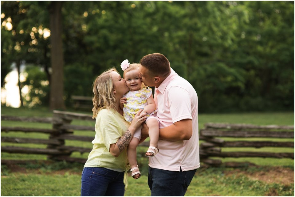 Courtney Family Session | Louisville KY Family Photographer
