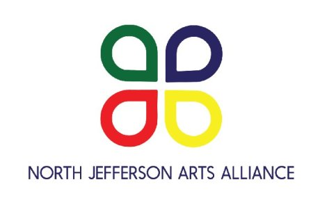 Logo for North Jefferson Arts Alliance in Birmingham, AL