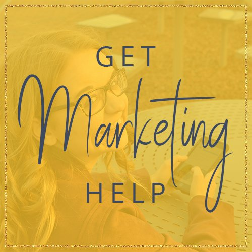 Get personal marketing help from Aly Hathcock