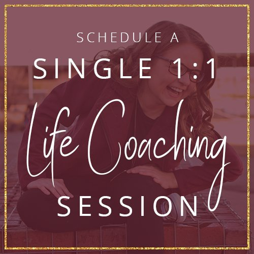 Life coaching with Aly Hathcock for female millennials and high achievers