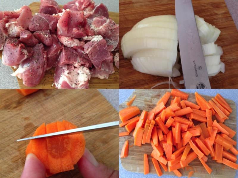 Rice Pilaf Recipe, PLOV {ПЛОВ}
