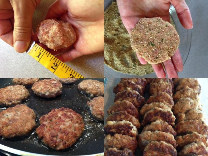Kotleti-Croquettes Recipe (Котлеты)