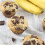 moist banana muffins recipe, moist, chocolate chunks, muffins, bananas, easy, super moist, easy recipe, mayonnaise