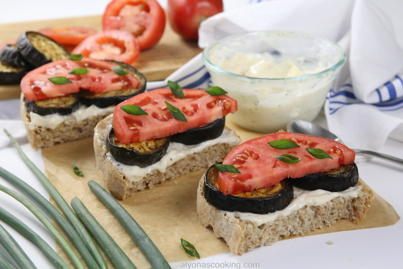 eggplant-tea-sandwiches