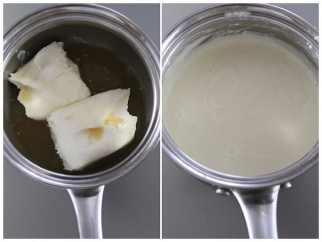 Cream Cheese Pasta, Easy Pasta Recipes, Angel Hair Pasta Step 1