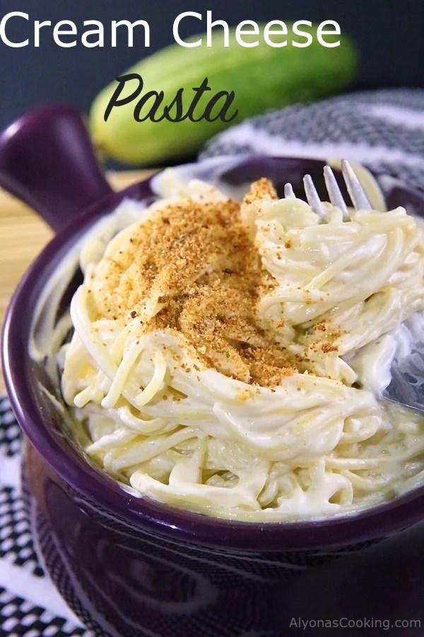 cream,cheese,pasta,recipe