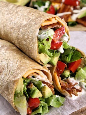 avocado-bacon-ranch-wraps-blt-alyonascooking