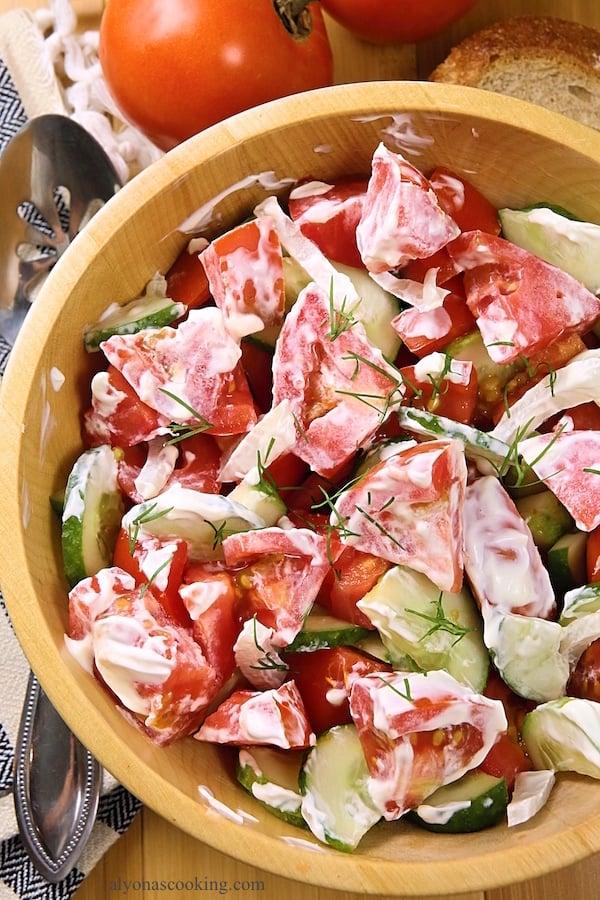 creamy-cucumber-tomato-salad-recipe-