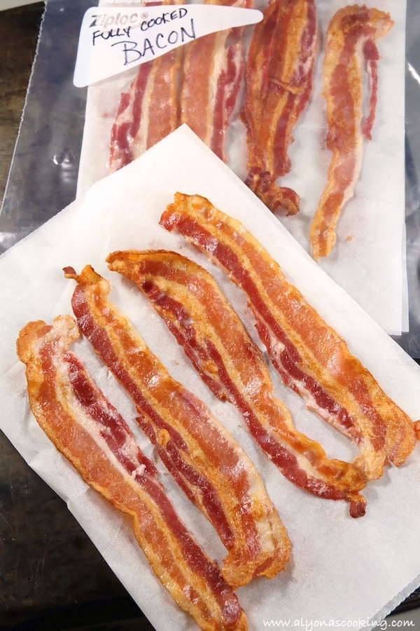 c356e52a0359 Pre-Cooked Bacon Recipe (Use, Store or Freeze)