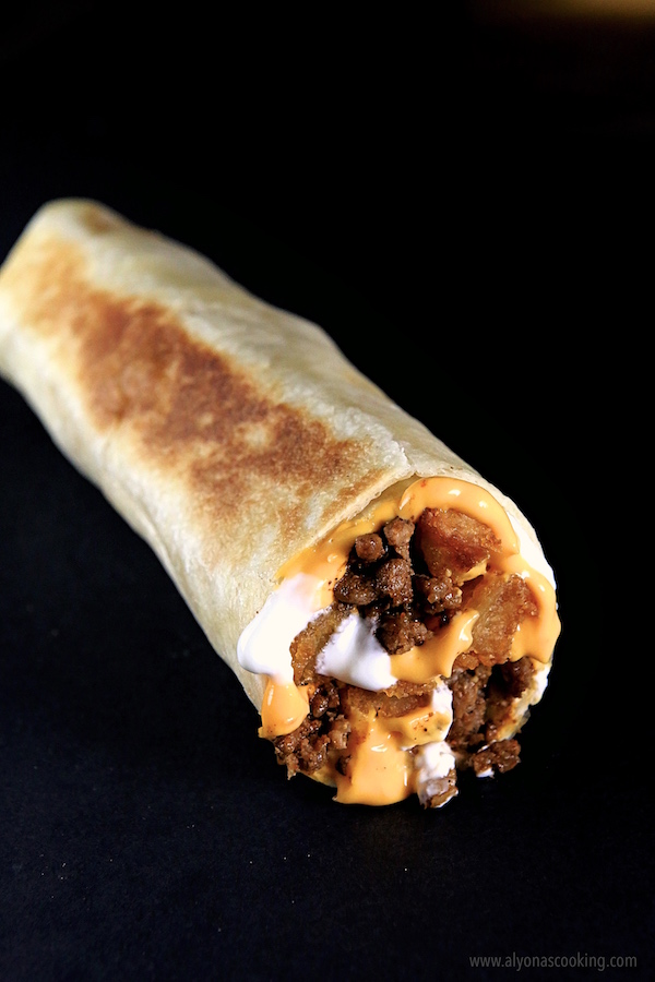 taco-bell-cheesy-potato-burrito-copycat-recipe-beef