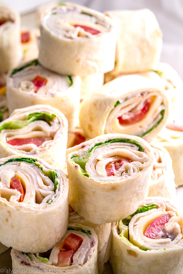 Roll Ups Recipe (Costco Copycat)