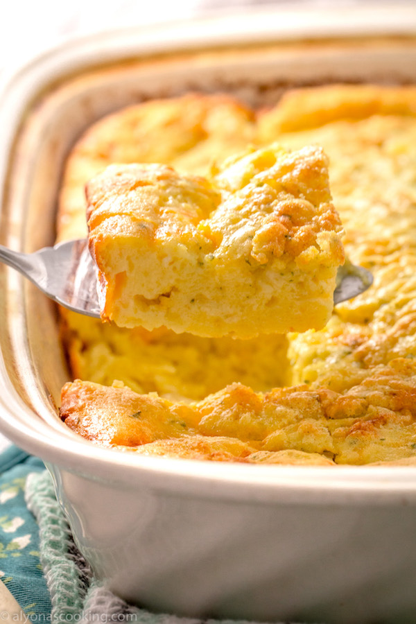 breakfast-casserole-with-eggs-and-cottage-cheese