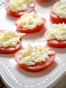 tomato-and-cheese-appetizer