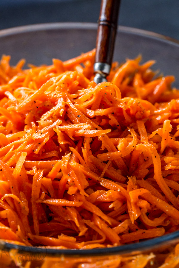 Russian-carrot-salad