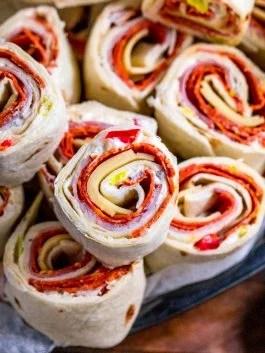 Italian-pinwheels