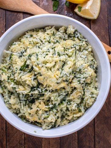 creamy-spinach-rice