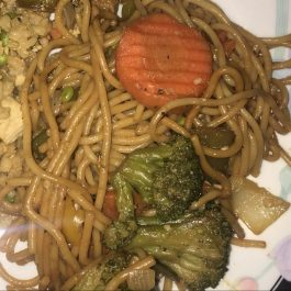 lo mein take out