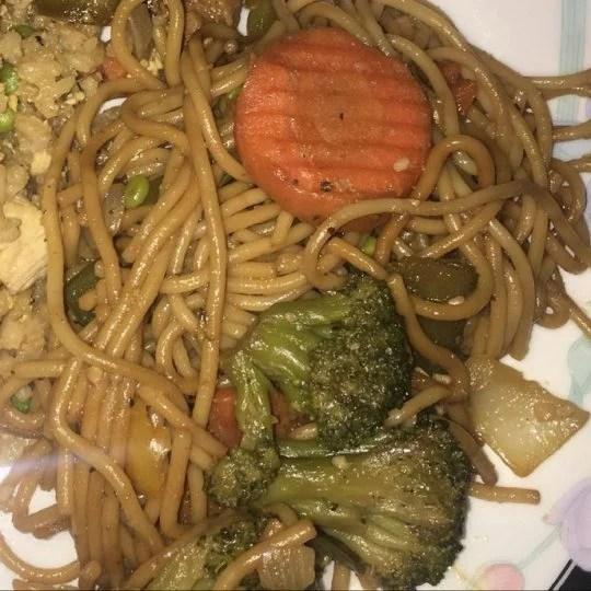 lo mein take out