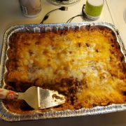 easy lasagna recipe in disposable pan