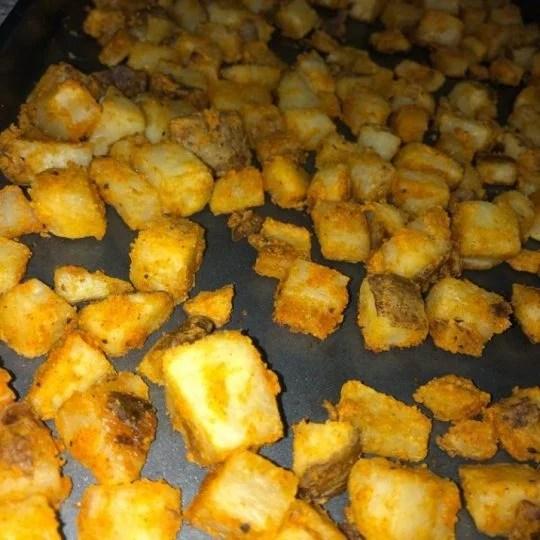 taco bell potatoes