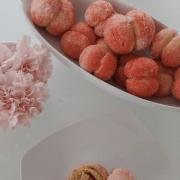 Russian Peach Cookies