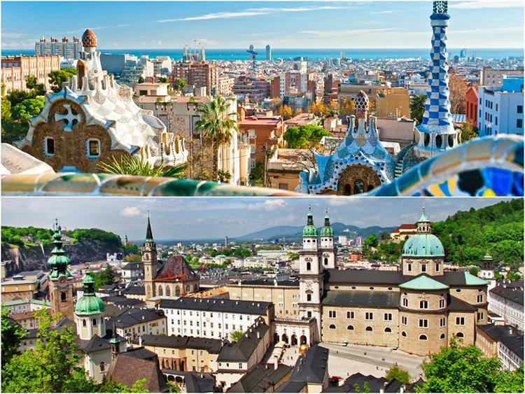 Barcelona-Austria