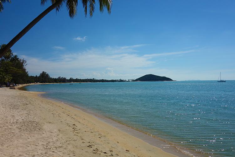 The Beach near Nathon Town