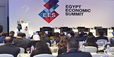 """وزير التجارة والصناعة يفتتح فعاليات مؤتمر"""" القمة الاقتصادية لمصر2019″"""