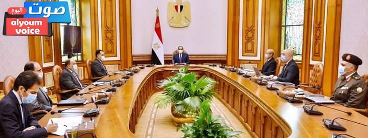 الرئيس السيسي يوجه بصياغة منظومة البناء الجديدة بشكل مكتمل الجوانب