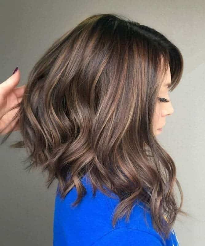 Loose-Curls 12 Breathtaking Long A-line Haircuts for Women 2020