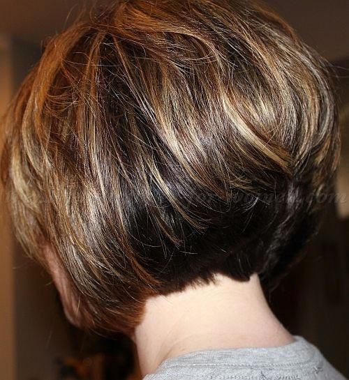 Bob-Haircut-Pictures-21 Best Back of Bob Haircut Pictures