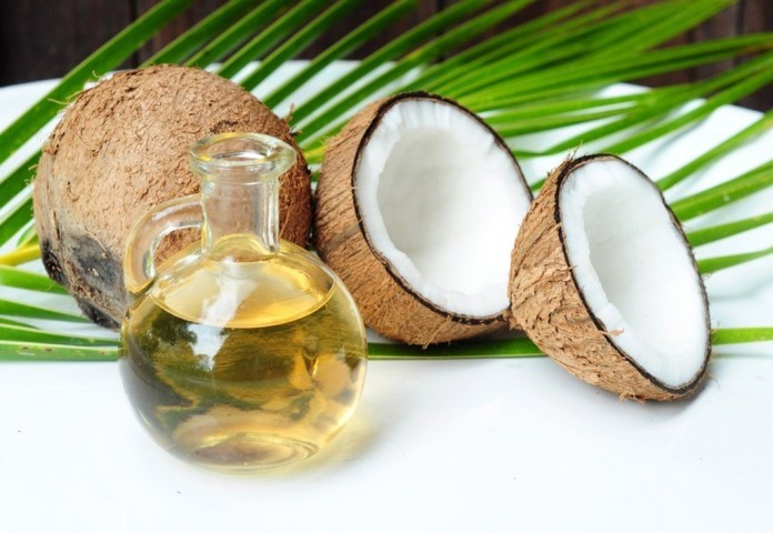 Coconut-Oil-for-Dandruff How to Use Coconut Oil for Dandruff