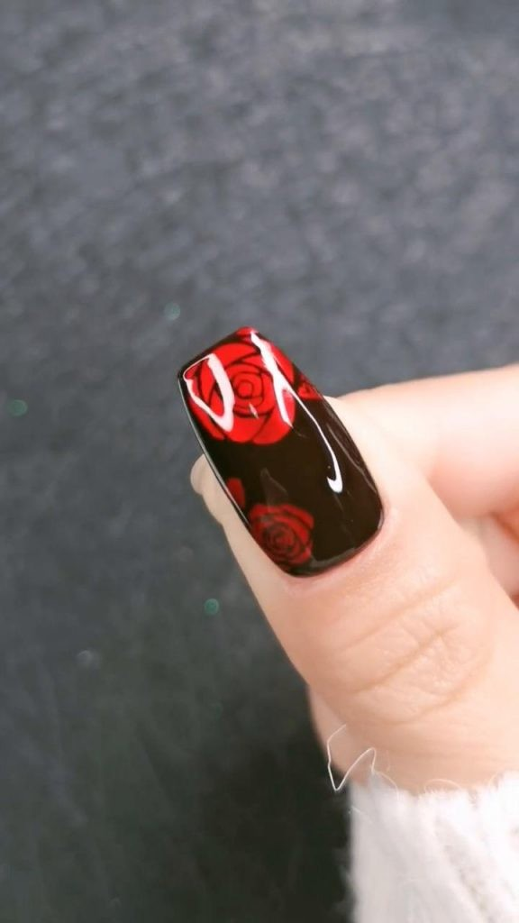 Nail-Designs-with-Nail-Art-Stamping-7 2020 Nail Trends to Inspire Your Next Manicure #1 -  DIY Nails Compilation