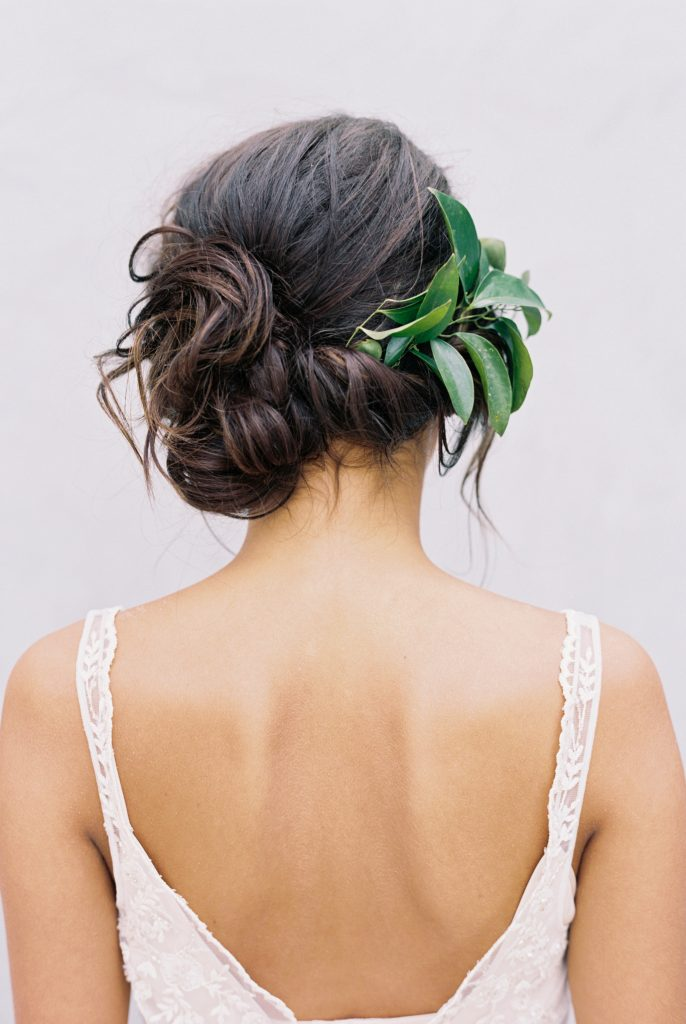 Bridal-Hair-Ideas-To-Look-Fabulous-012-ohfree.net_ Bridal Hair Ideas To Look Fabulous On Your Wedding Day
