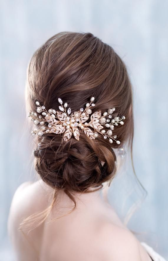 Bridal-Hair-Ideas-To-Look-Fabulous-033-ohfree.net_ Bridal Hair Ideas To Look Fabulous On Your Wedding Day