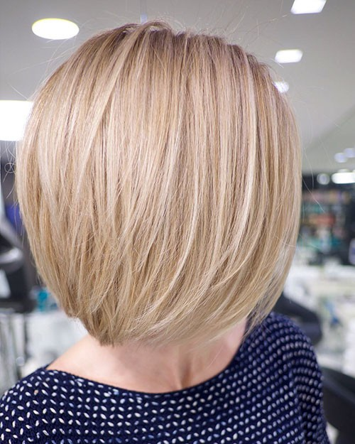 Elegant-Short-Thick-Hair-Trends-15 28 Elegant Short Thick Hair Trends of 2020