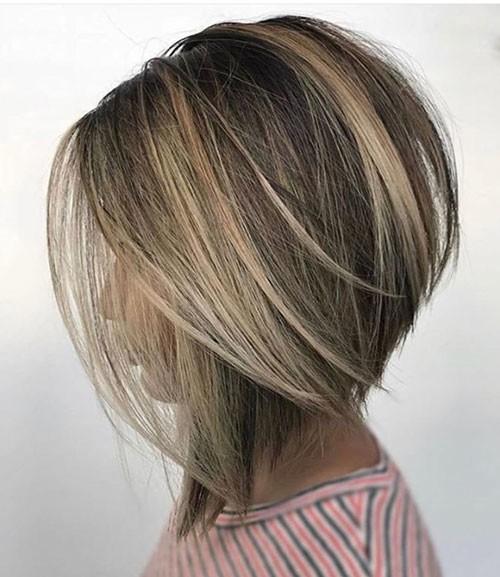 Elegant-Short-Thick-Hair-Trends-19 28 Elegant Short Thick Hair Trends of 2020