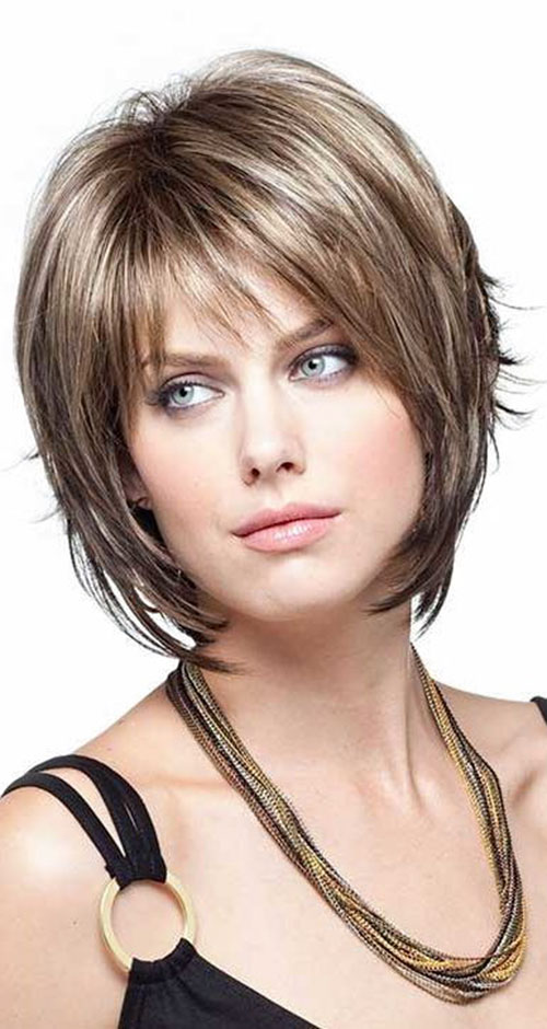 Short-Layered-Hairstyles-for-Thin-Hair-5 Beautiful Short Layered Hairstyles for Thin Hair in 2020
