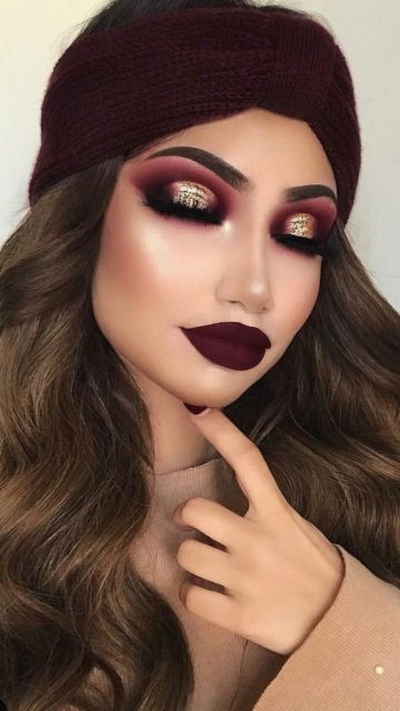 Sparkl-e-ing-eyes-4 Hot 2020 Makeup Ideas for Every Girl