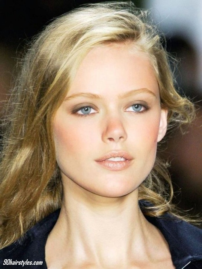 Blush-on-cheeks-and-nose-1 6 Steps to Apply Makeup for Beginners