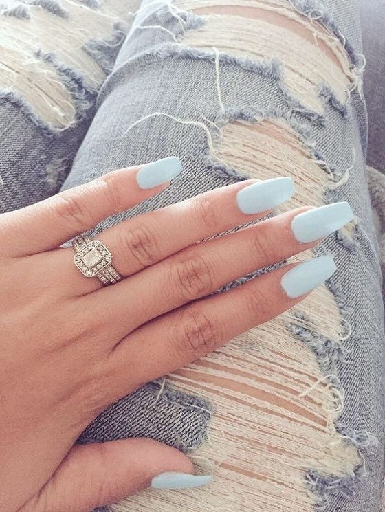Bnail-art-acrylic-Ideas-For-Ladies-10-ohfree.net_ Stylish New Acrylic Nail Art At Home For Fashionable Women To Try 2020