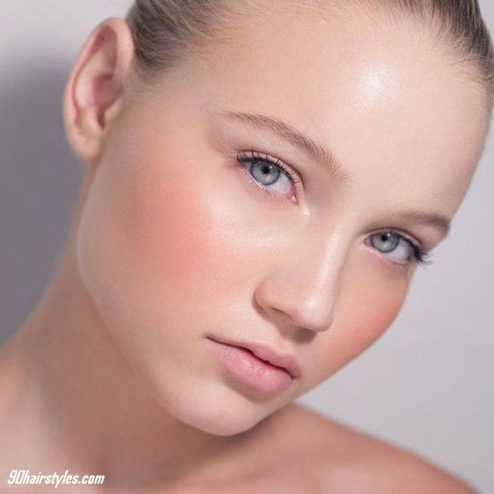 Soft-and-silky-pink-blush-1 6 Steps to Apply Makeup for Beginners