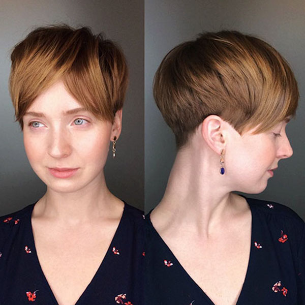 pixie-cut-with-bangs-1 35 Perfect Pixie Haircuts You Need to Try Immediately