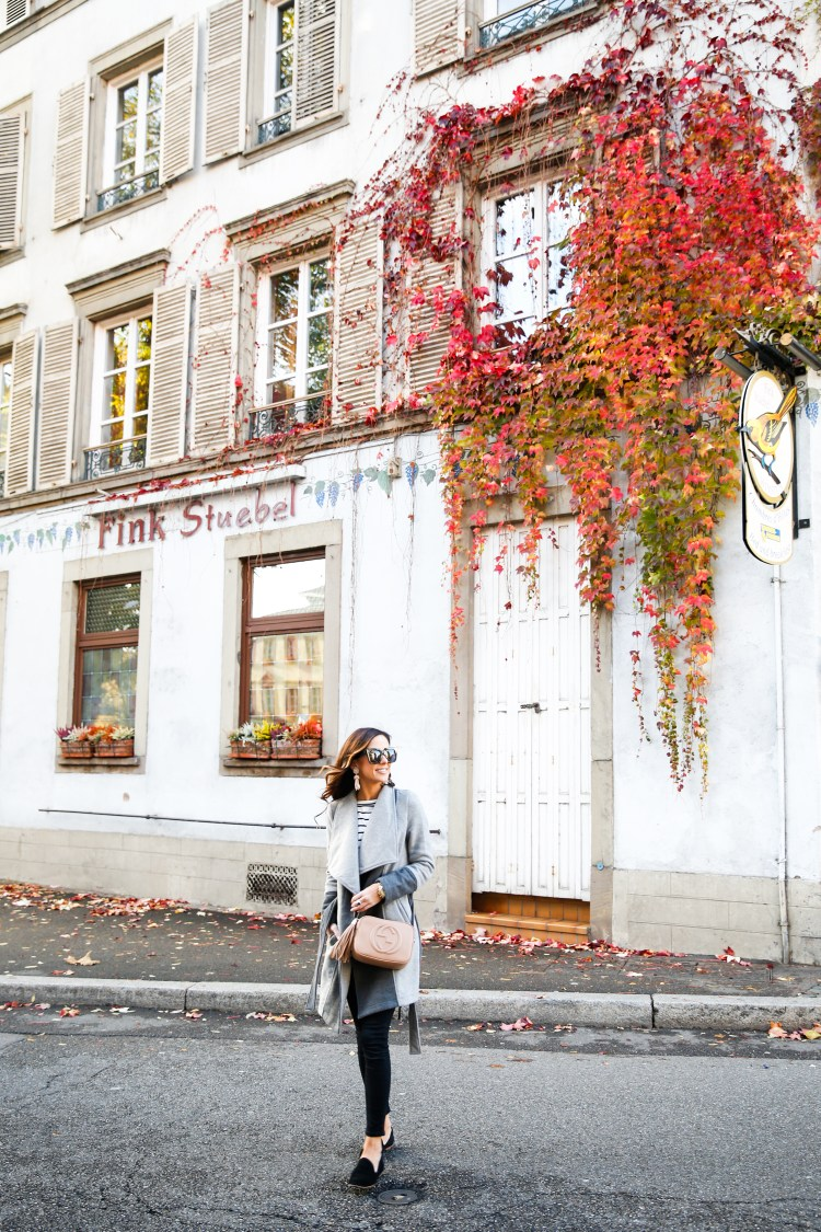 fairytale towns in france, strasbourg