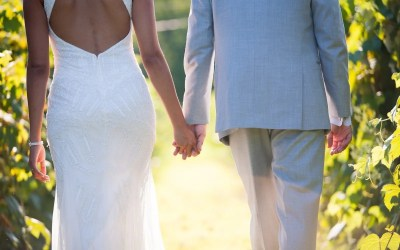 A Summertime Vineyard Wedding- #MickeyandBecky4Life