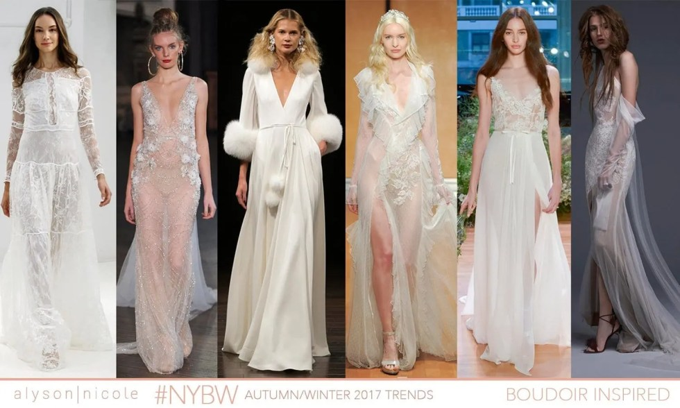 new york bridal week- boudoir