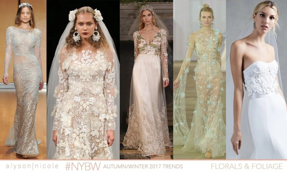 new york bridal week- FLORALS & FOLIAGE