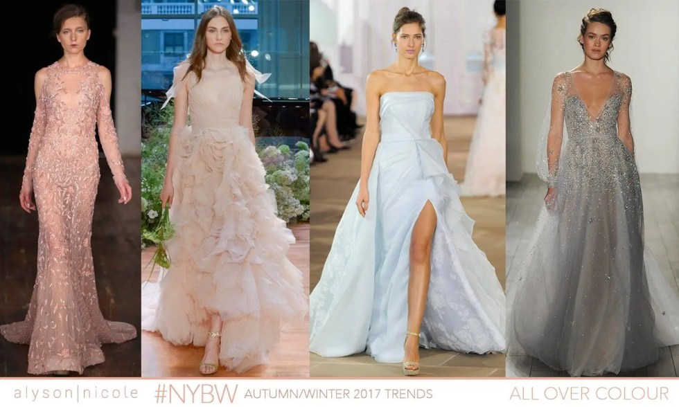 new york bridal week- FULL COLOUR